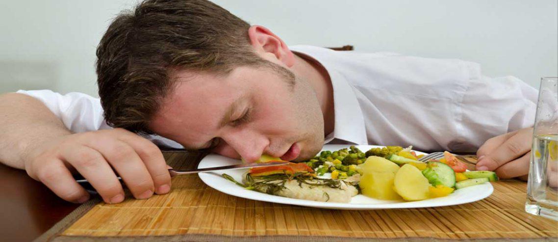 بعد از غذا