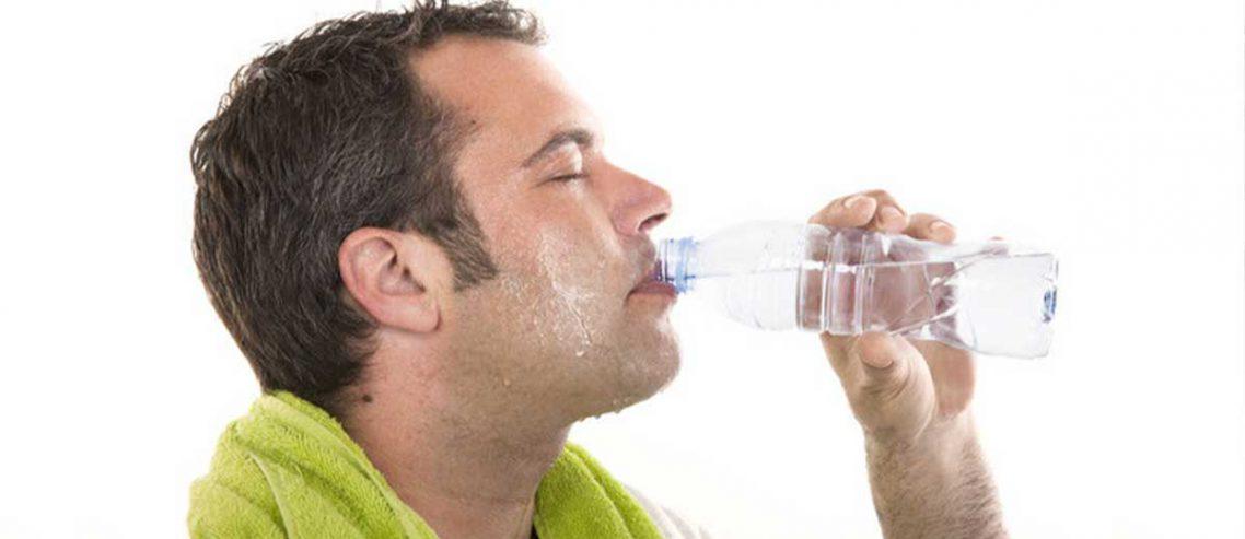 نوشیدن هنگام فعالیت