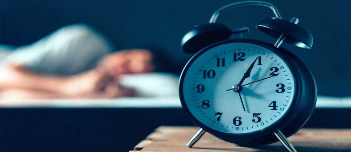 برنامه ریزی برای خواب