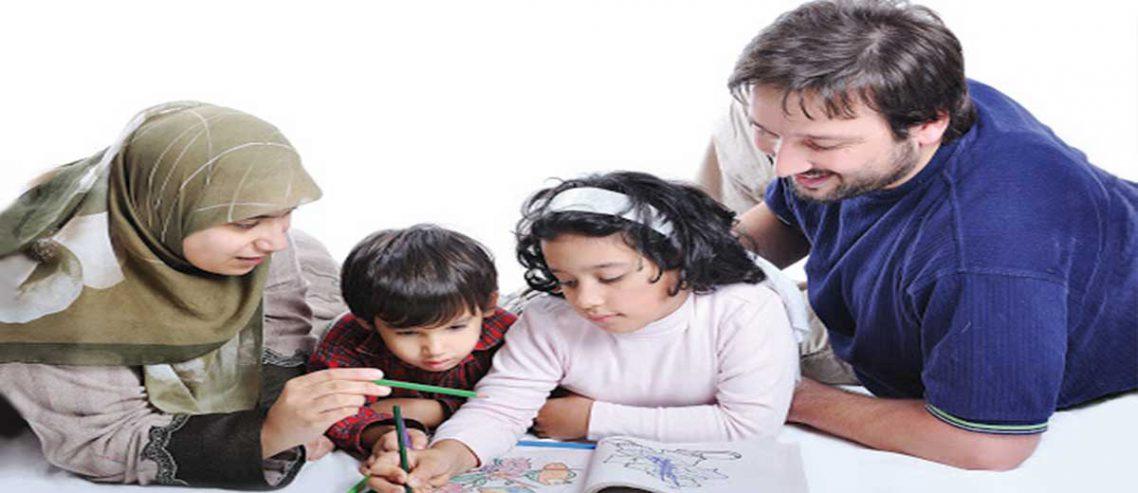 آموزش فرزندان
